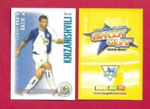 Blackburn Rovers Zurab Khizanishvili Georgia (SO07)